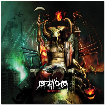 Ruination album art